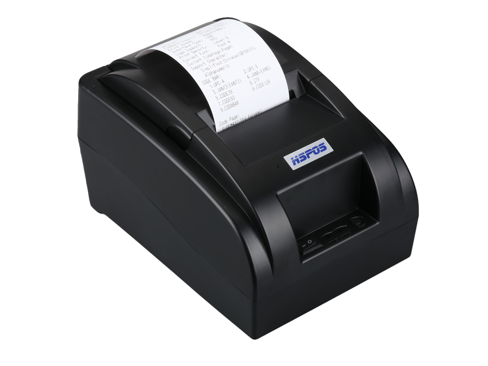 58mm thermal printer bluetooth HS-58HU