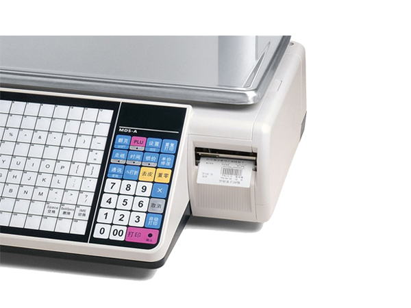 Barcode Scale Label Printing Scale Digital HS-A01