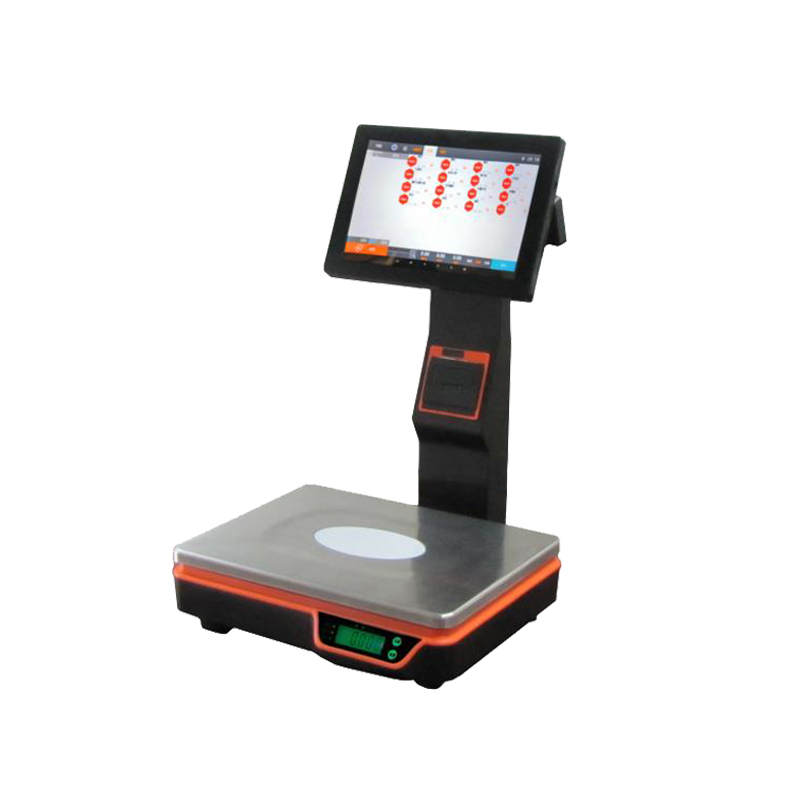Android Weighing Scale With Printer